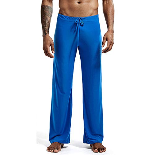 JUNGE 2021 Mens Sweatpants, Cargo Pants Black Mens Joggers Yoga Pant Elastic Waist Track Pants Fit Lounge Pants Slacks for Men Sagging Pants Boys Sweatpants Workout Pants Trousers Casual Sport Pants