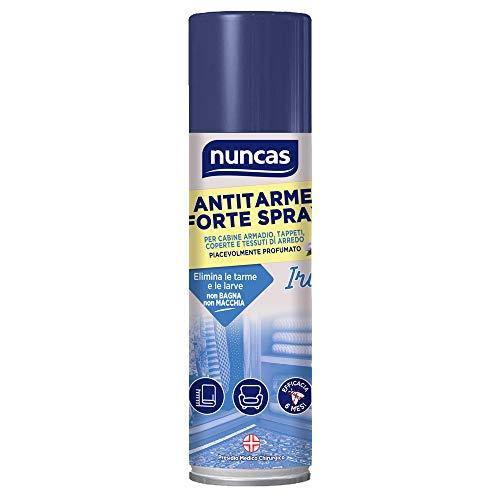 nuncas, Anti-Mites Puissant Spray Iris