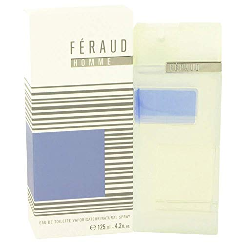 Feraud Homme FOR MEN by Louis Feraud - 4.2 oz EDT Spray by Louis Feraud