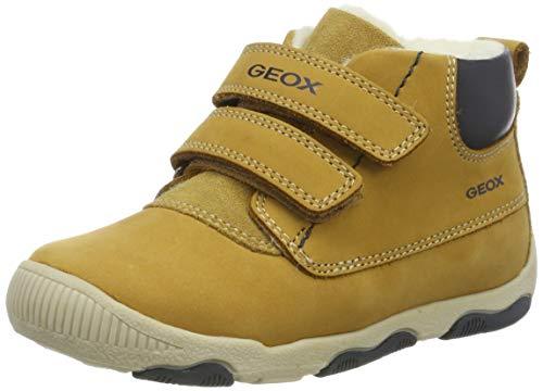 Geox Baby Jungen B New BALU Ankle Boot, Biscuit, 23 EU