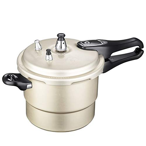 XINGJIJIJIA Schnell Herd Gas Pressure Cooker Cooker Universal-Sicherheits-Explosion-Proof Tiger Reiskocher Autoklav Kochen (Color : 18cm Gas use)