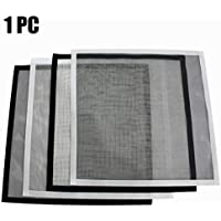 Mosquitera magnética antimosquitos autoadhesiva para ventana