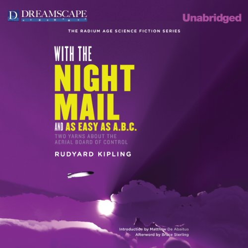 With the Night Mail and As Easy as A.B.C. audiobook cover art