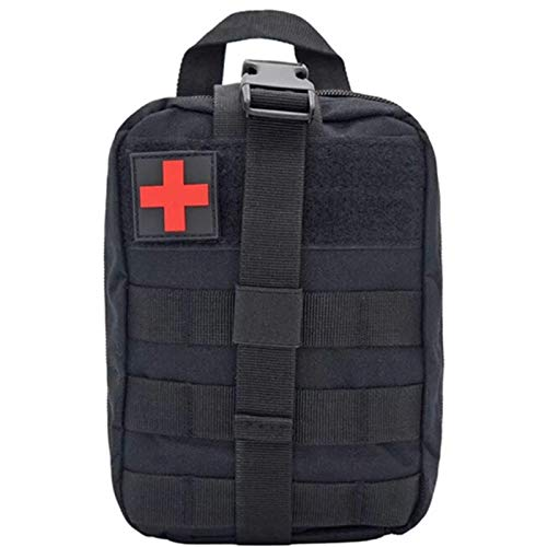 MICHAELIA First Aid Bag Tearable EMT First Aid Bag Medical Bag Suitable for Campers and Hikers Who Carry Medical Supplies