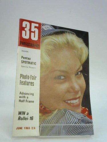 Photography 35 mm sub miniature JUNE 1965