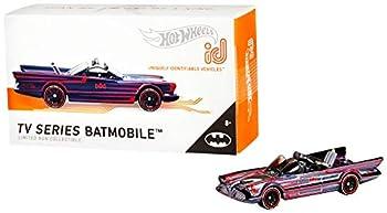 hot wheels id batmobile