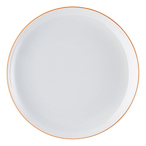 Arzberg Rosenthal 42100-670660-10220 Cucina-Basic - Frühstücksteller/Teller/Dessertteller - Colori Red/Rot - Porzellan - Ø 20 cm
