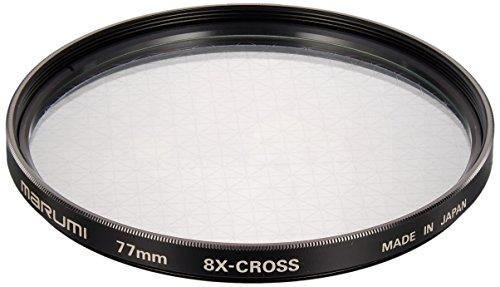 Marumi Filter für die Kamera 8X Quer 77mm Streifung Effektfilter 205139