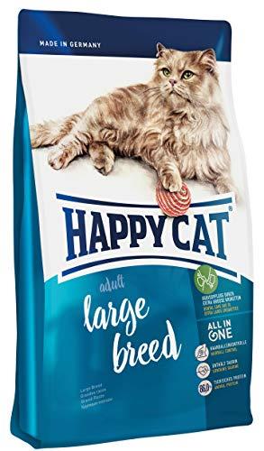 Happy Cat Katzenfutter 70076 Adult Large Breed 4 kg