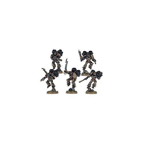 Warhammer Games Workshop 40k Chaos Space Marines Raptors 43-13