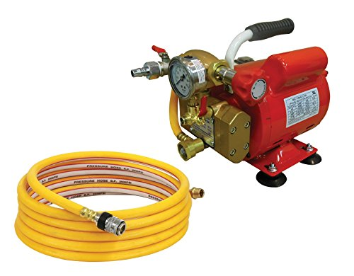 Reed Tool EHTP500 Electric Hydrostatic Test Pump, 110V,...