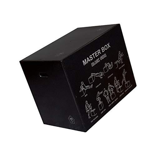 Becker-Sport Germany Master Box Black Star (BSG 28965)