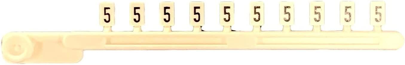 Wieland 04.846.0353.0/Streifen Markierung 9705/A//6//10/B 21/30