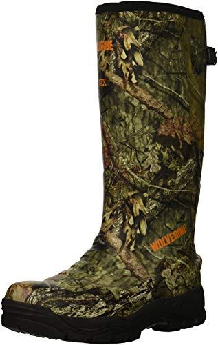 WOLVERINE Men's Marsh 14'' Mid Calf Boot, Mossy Oak, 10 M US