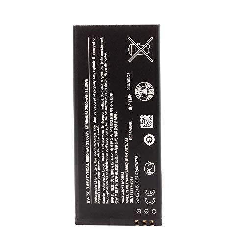 kaputt.de AKKU Set Batterie für Nokia Lumia 950 | 3.000 mAh | 3,85 V | BV-T5E