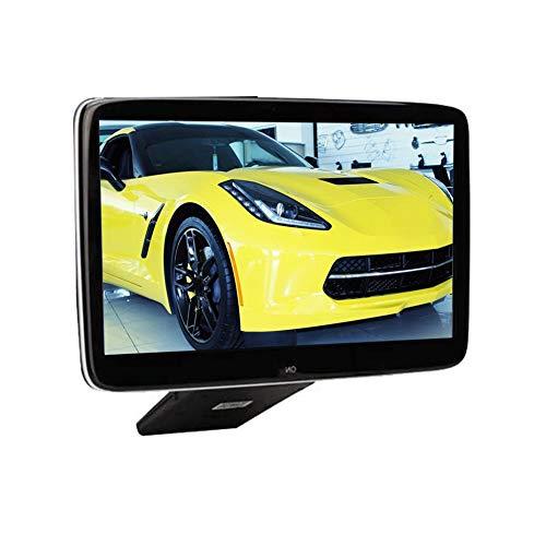 LUKUCEA 11.6 Zoll Tragbarer Videoplayer für Mercedes-Benz Kopfstützen-Monitor 1920 x 1080 HD IPS-Touchscreen, Unterstützung Android 9.0 / WiFi/drahtloses Miracast/Bluetooth/HDMI/FM/USB/SD