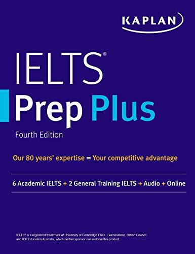 IELTS Prep Plus: With Website: 6 Academic IELTS + 2 General IELTS + Audio + Online