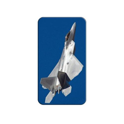 US Air Force F-22 Raptor Jet Fighter - Metal Lapel Hat Pin Tie Tack Pinback