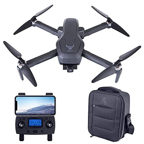 DAN DISCOUNTS Drone RC SG906 MAX con telecamera 4K 5G WiFi Trasmissione pieghevole con Gesti, Gimbal GPS Auto Return Outdoor Quadricottero Allenamento - Nessuna prevenzione degli ostacoli