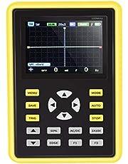 KOSIEJINN Osciloscopio de Mano, Micro osciloscopio Digital portátil de 2.4 Pulgadas 5012H IPS, frecuencia de muestreo de 500MS / s Osciloscopio Digital de Mano IPS de 110MHz