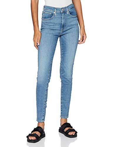 Levi's Mile High Super Skinny Vaqueros, Better Safe Than Sorry, 24W / 32L para Mujer en oferta