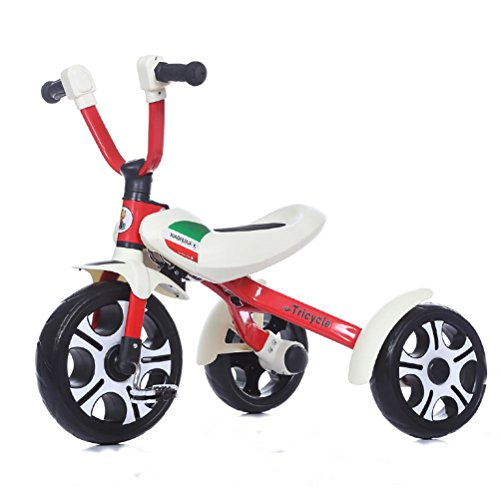 MASLEID Kinderen driewieler Fiets vouwfiets trolley Leeftijden 2-8