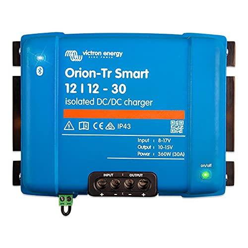 Victron, Orion-Tr Smart, caricabatterie, 12/12-30A (360W), trasduttore DC/DC