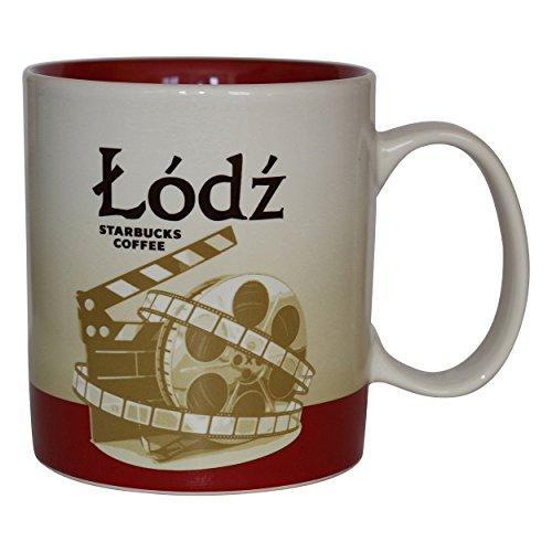 Starbucks City Mug Lodz Poland Tasse �ódź Polen
