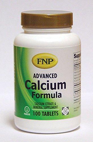 Advanced Calcuim Formula - 100 tabs