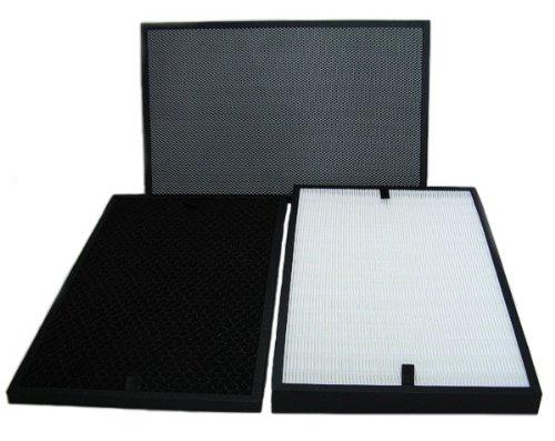 Filtersatz für Luftreiniger B-783 B-785 B-H03 (HEPA-Filter, Aktivkohlefilter, Kohlefaser- und Fotokatalysator-Filter)