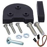 Vestigia® - Espaciador para Neumáticos 10 Pulgadas Compatible con Xiaomi M365 y Pro, Kit para Usar...