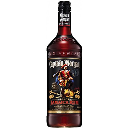 Rum Captain Morgan Black Label...