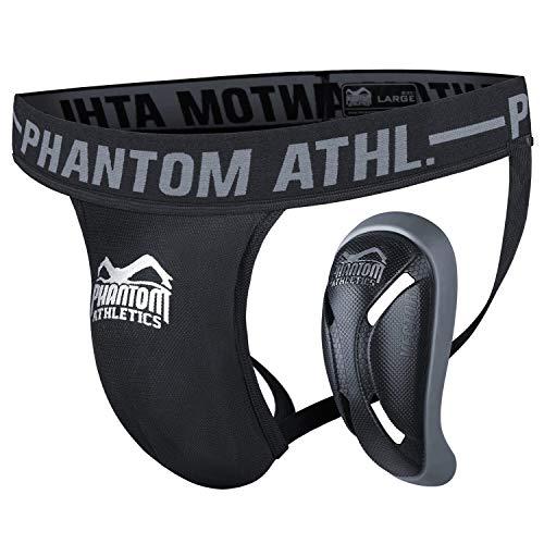 Phantom Tiefschutz - Herren Kampfsport Suspensorium mit Cup | MMA, Muay Thai