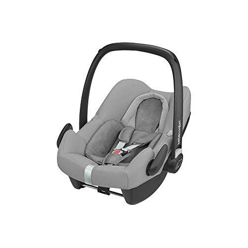 Bébé Confort Cosi Rock i-Size, Siège Auto Bébé Groupe 0+, ISOFIX, Dos à la route, Naissance à 12 mois (0-13 kg), Nomad Grey (gris)