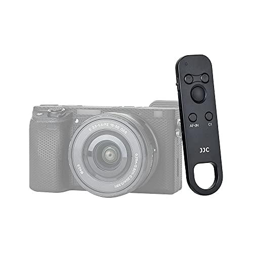 JJC - RMT-P1BT Mando a Distancia inalámbrico para cámara Sony ZV-1 A1 A7C A7RIV A7SIII A9II RX100VII A6100 A6600 (también para cámara Sony A6400 A7RIII A7III A9 RX0II con actualización de firmware)