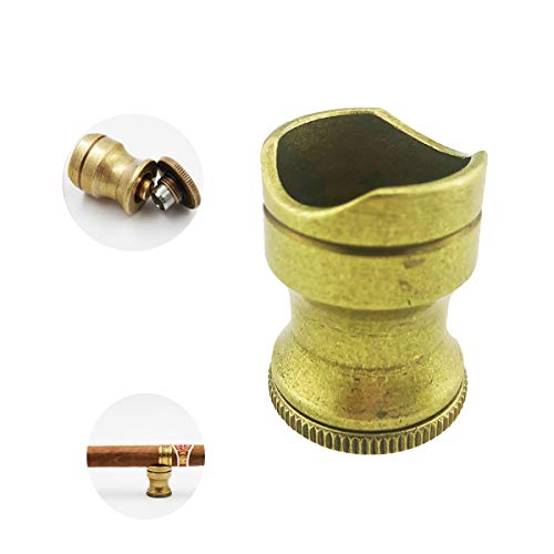 Cigar Punches Cigar Stand Two in One Multifunction Cigar Holder Ultra Sharp Cutter