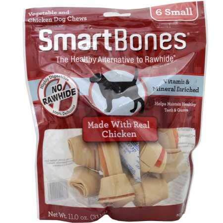 SmartBones Small Chicken Chews Now $3.07