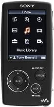 Sony 8 GB Walkman Video MP3 Player (Black)