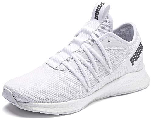Puma Sneaker NRGY Star, Weiß - Weiß / Dunkelgrau. - Größe: 40 EU