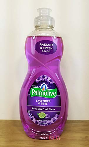 Palmolive Lotus Blossom & Lavender Concentrated Dish Washing Liquid 10 Fl Oz. (6 Pack)