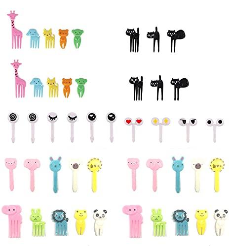 Tenedores Plastico Niños Marca Menzs