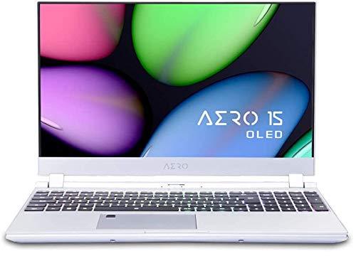 Compare Gigabyte AERO 15S OLED (AERO 15S OLED) vs other laptops