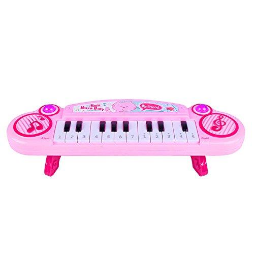 YunYoud Musikinstrument Spielzeug Baby Infant Kleinkind Kinder Piano Entwicklungs Musik Spielzeug coole kinderspielwaren schpilzeuge schulkinder kids zum weihnachten Spielzeug
