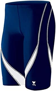 TYR Sport SALI1Y Boys Alliance Splice Nylon Jammer Swimsuit