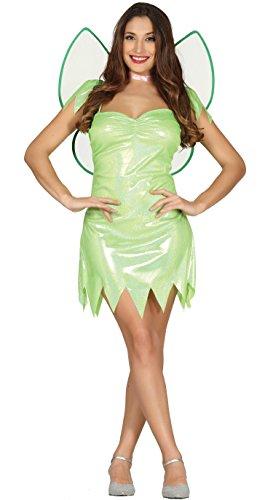 Guirca- Disfraz adulta magic fairy, Talla 42-44 (84545.0)