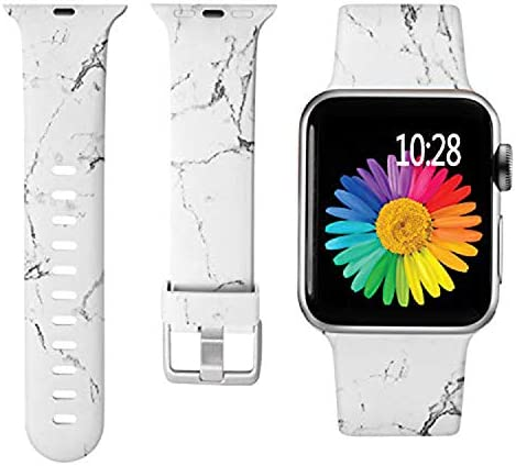 Laffav Compatible with Apple Watch Band 42mm 44mm iWatch SE Series 6 Series 5 4 3 2 1 for Women product image