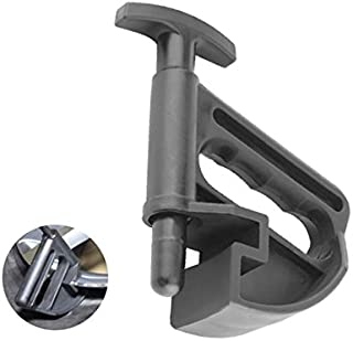 YEHAM Tire Changer Clamp Tire Mounting Clamp Car Truck Tire Tyre Changer Bead Clamp Drop Center Tool Universal Rim Pry Wheel Changing Helper