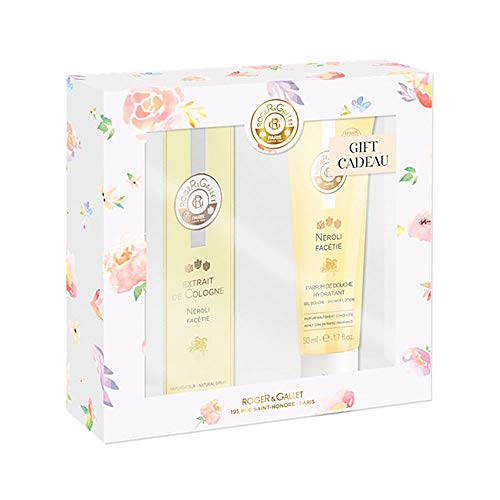 Roger Gallet Pack Néroli Cologne Extract 30ml + Hydraterende Douchegel 50ml