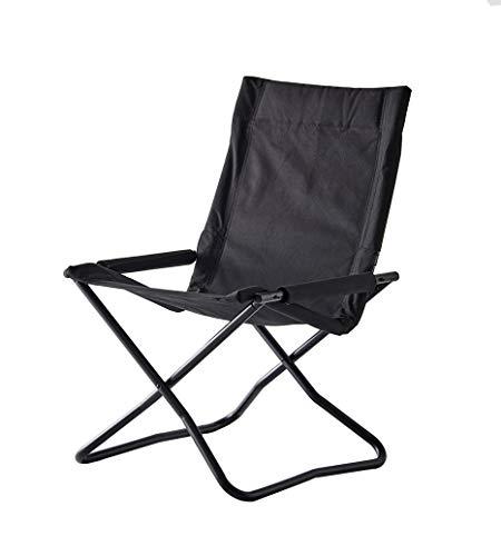Onway(オンウェー) チェアエックス シックなデザイナーズチェア「折り畳み椅子 リラックスチェア」