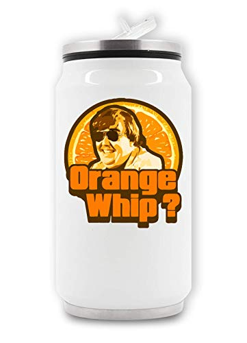 RaMedia Oranje Zweep Thermische Drank Kan